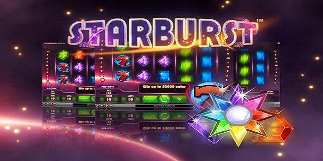 รู้จัก STARBURST SLOT