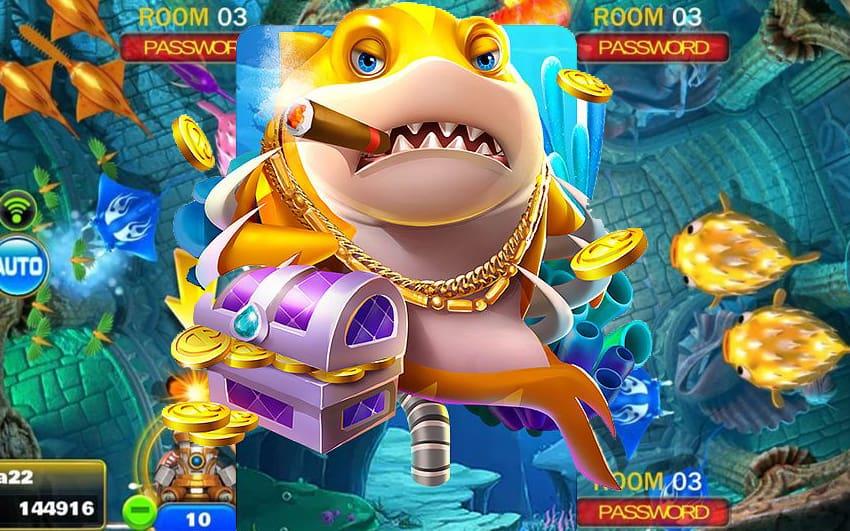 เกมยิงปลา เล่นง่าย ได้เงินเร็ว